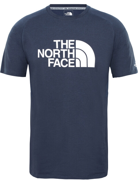 The North Face Wicker Graphic - T-shirt manches courtes Homme - bleu/blanc